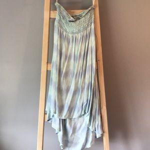 Kirra strapless dress